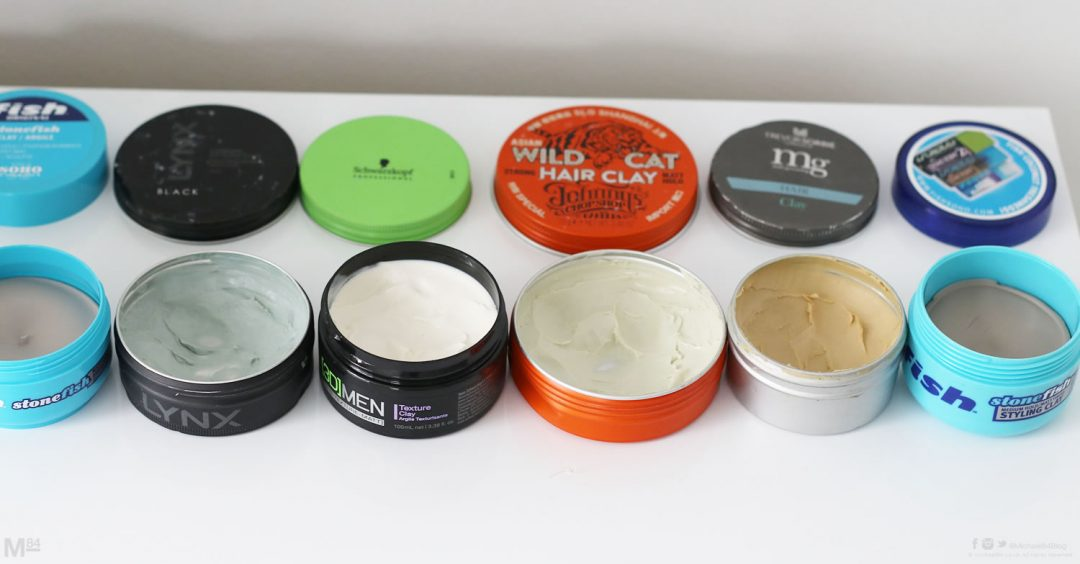 Hair Clay - Men's Hairstyle Product Guide