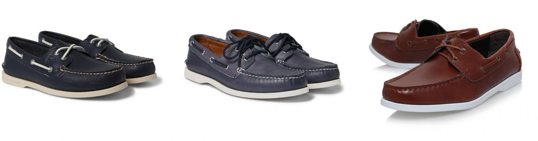The Guide To Boat Shoes
