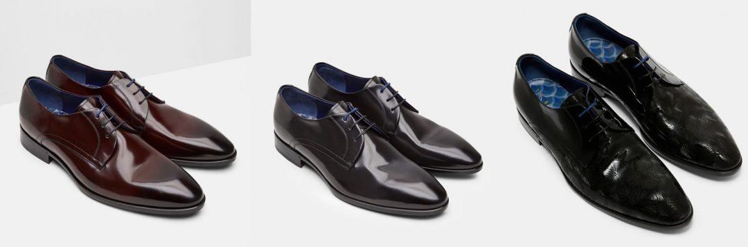 Patent Leather men's shoes