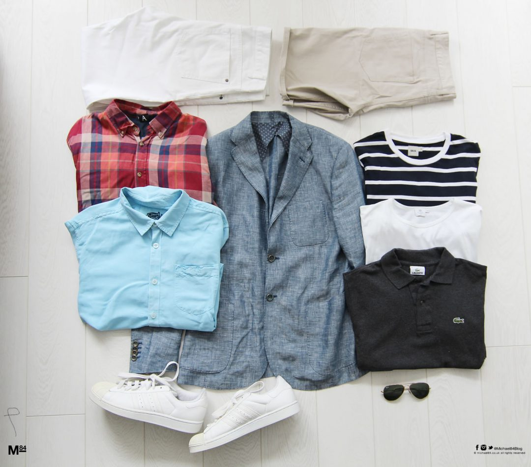 Ideas for Summer Men's Fashion