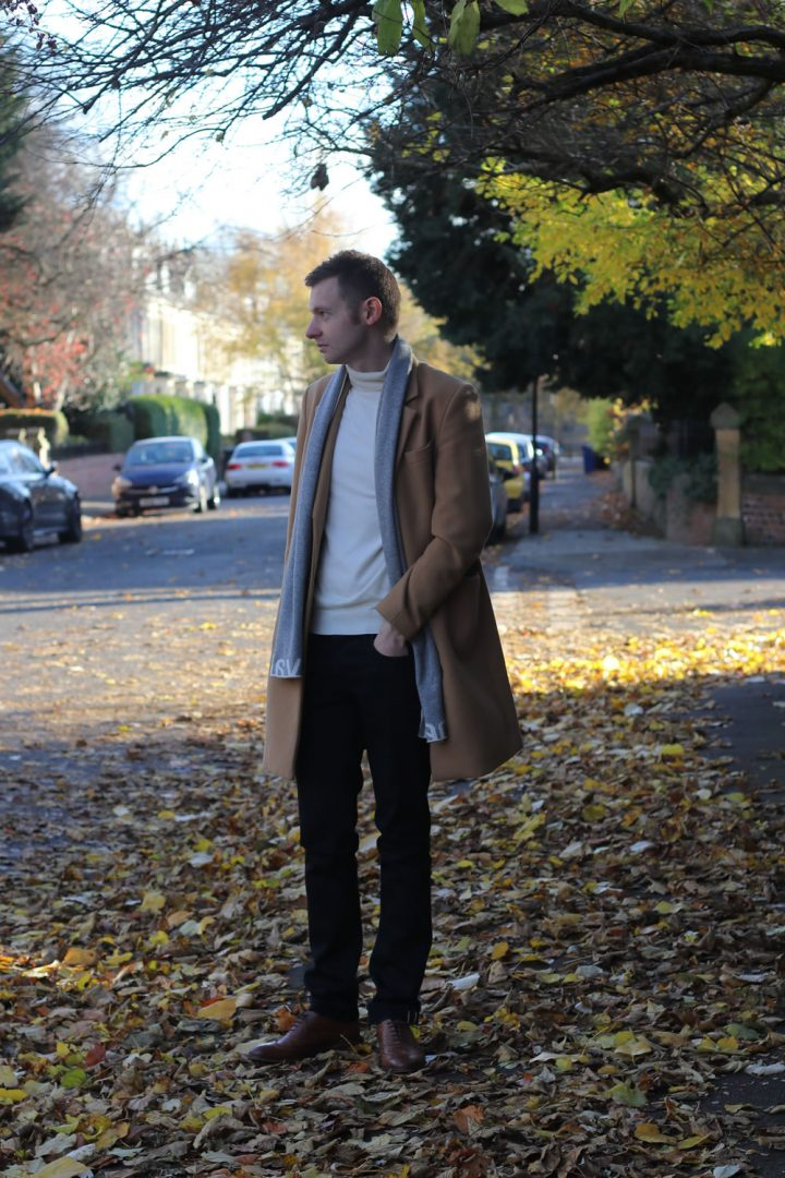 How To Wear A Camel Overcoat - Mens Outfits And Ideas