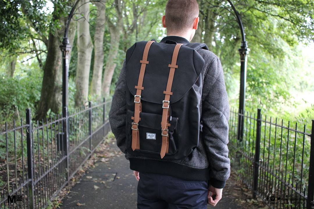 Herschel Little America Backpack For Autumn | Michael 84