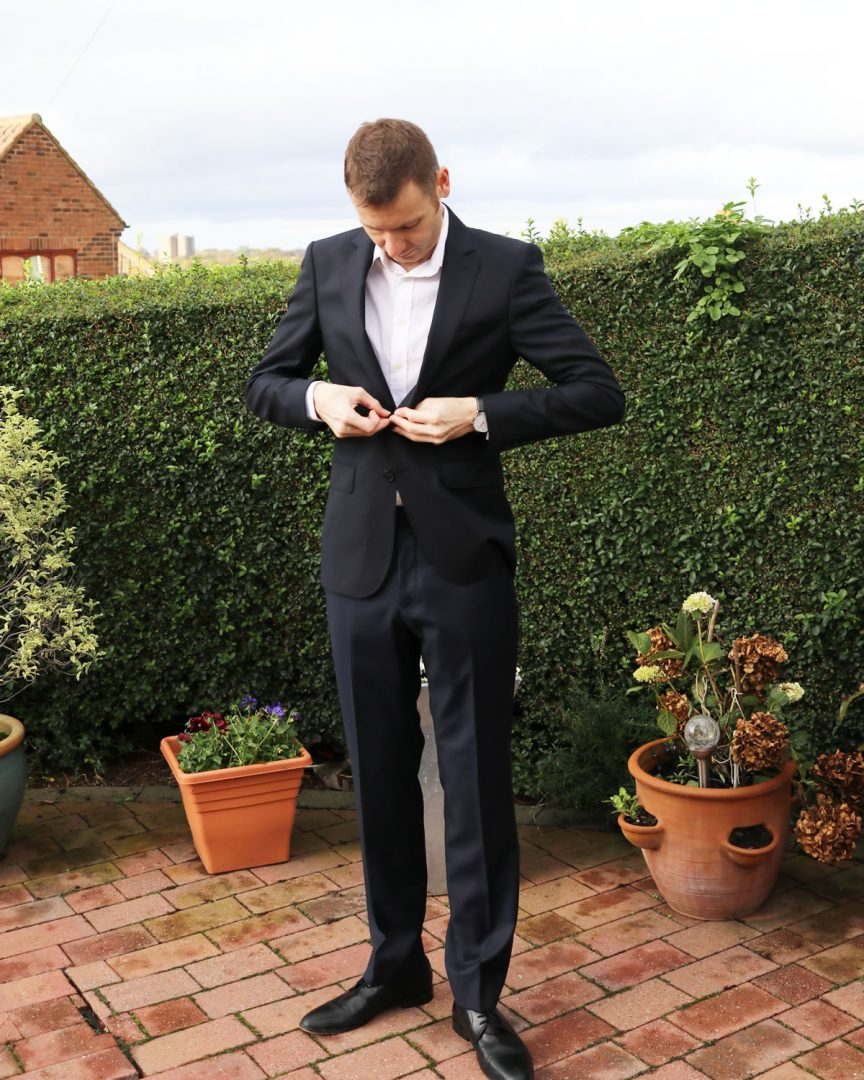 Stylish Suit From Jaeger