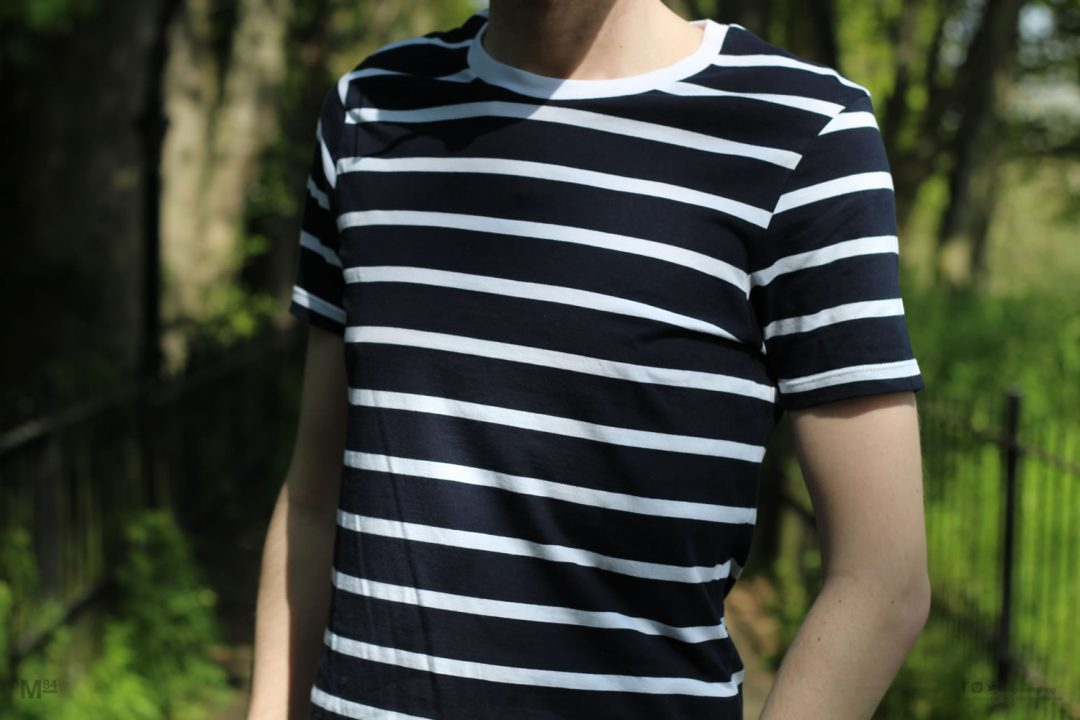 My ASOS Nautical T Shirt