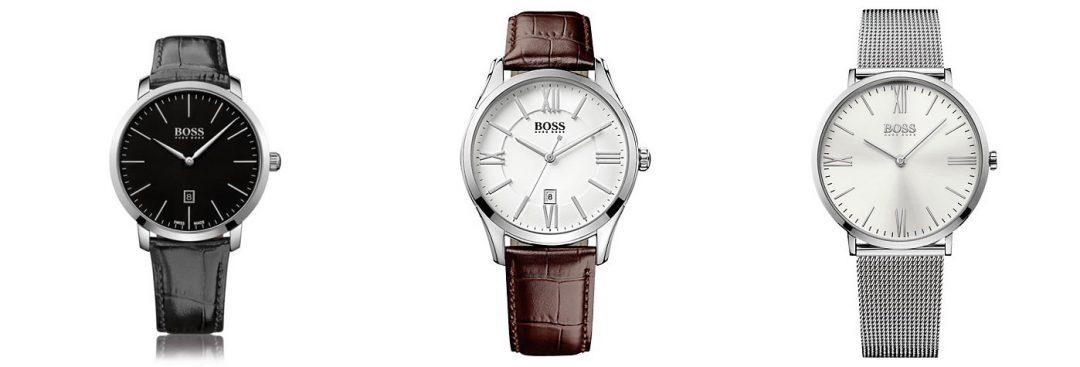 Hugo Boss Minimal Watches