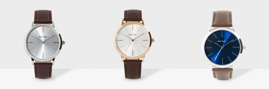 Paul Smith Minimalist Watches
