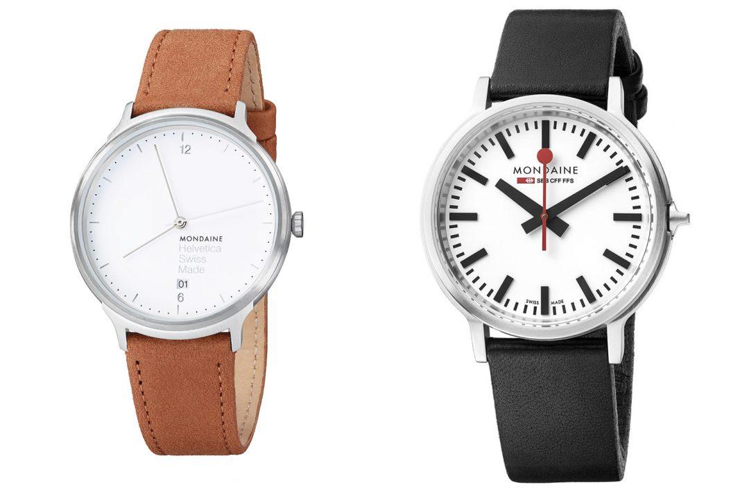 Cool Mondaine Watches