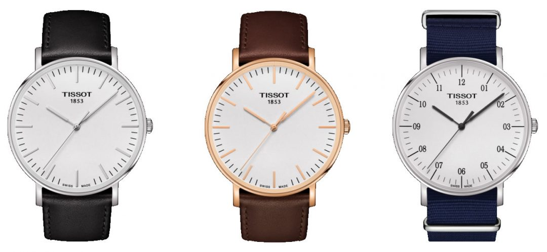 Tissot Watches For Minimalist Style