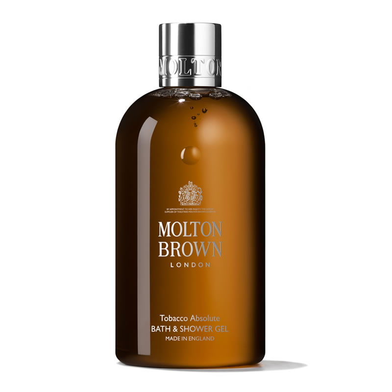 Molton Brown Tobacco Absolute Shower Gel