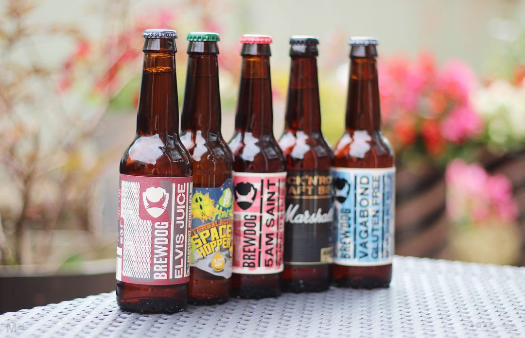 Craft Beer Range At Morrisons