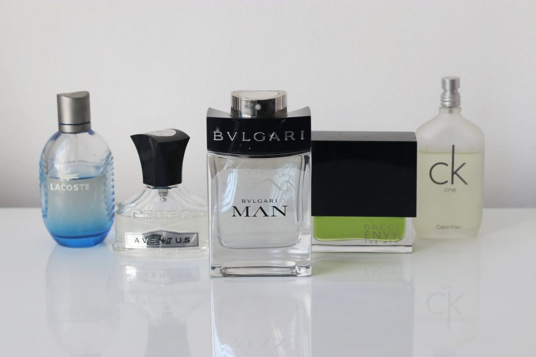 The Most Meaningful Men's Fragrances