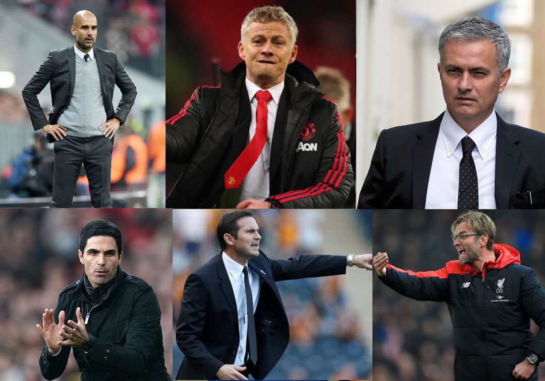 The Most Stylish Football Managers