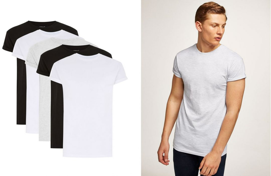 Topman Muscle Fit T Shirts