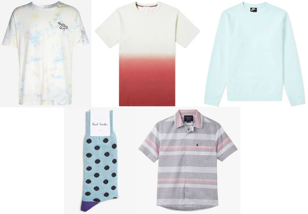 This Week's Must Have Menswear - 10th May 2019 - Fashion Friday
