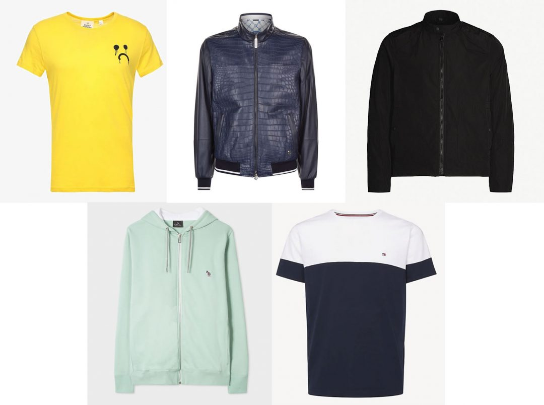 This Week's Must Have Menswear - 15th March 2019
