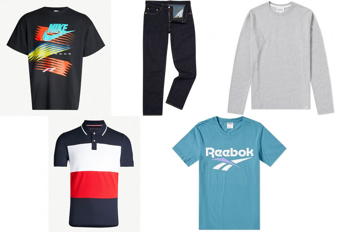 This Week's Must Have Menswear - Fashion Friday 19th April 2019