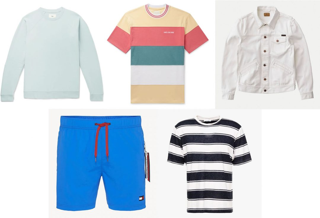 This Week's Must Have Menswear - 26th April 2019
