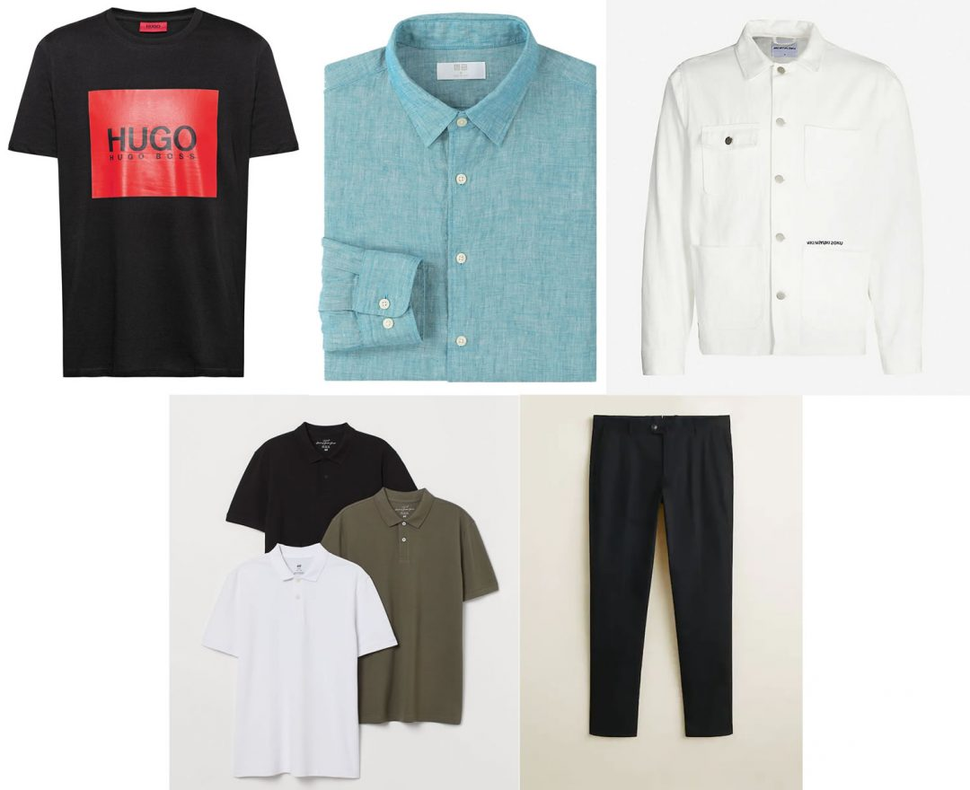 Must Have Menswear Friday 26th July 2019
