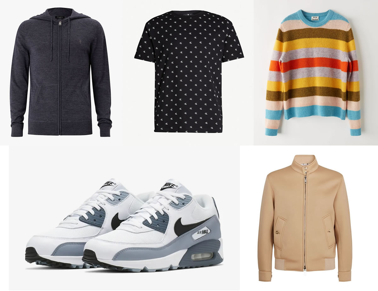 59c5cd08a0 This Week's Must Have Menswear: Fashion Friday Five – 29th March 2019