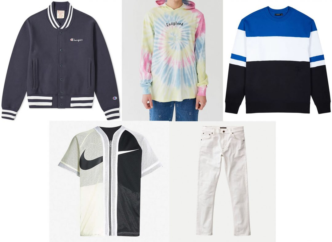 This Week's Must Have Menswear - 3rd May 2019