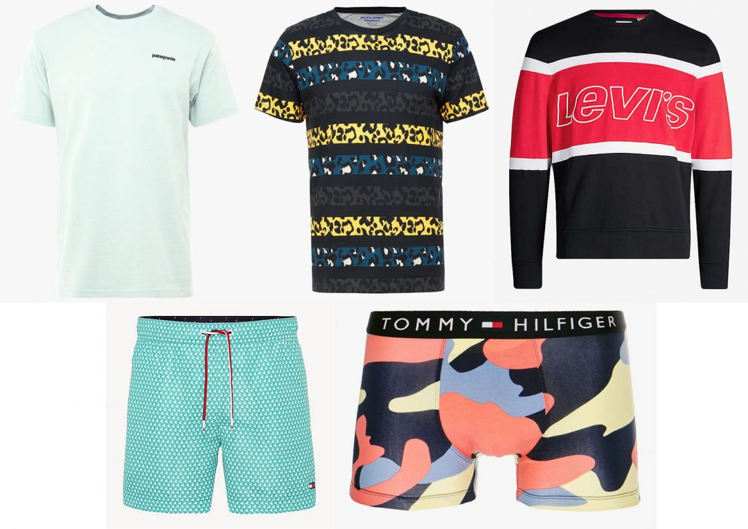 This Week's Must Have Menswear 31st May 2019