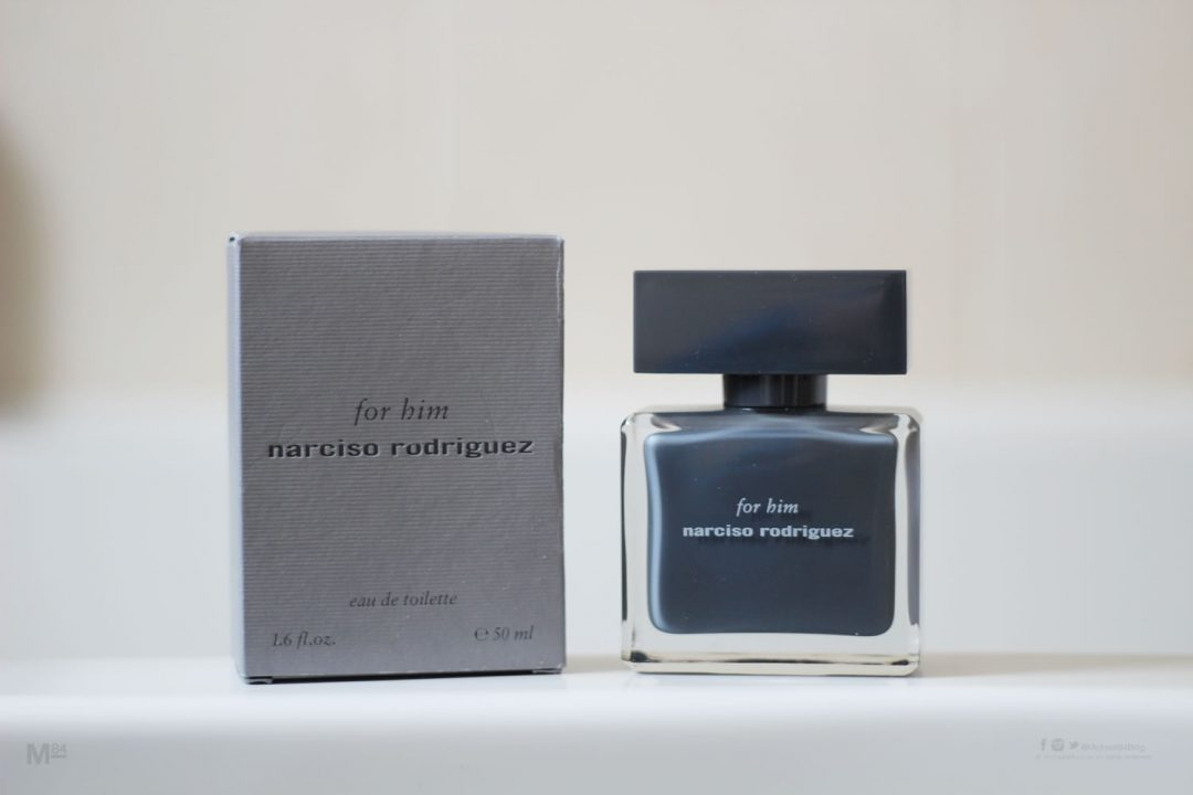 Narciso Rodriguez For Him Review