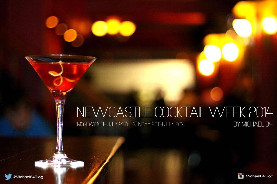 Newcastle Cocktail Week 2014