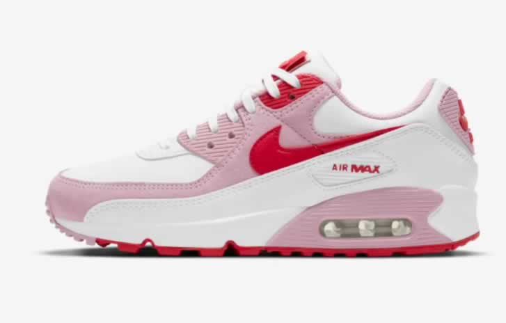 Nike Air Max 90 Love Letter For Valentines Day