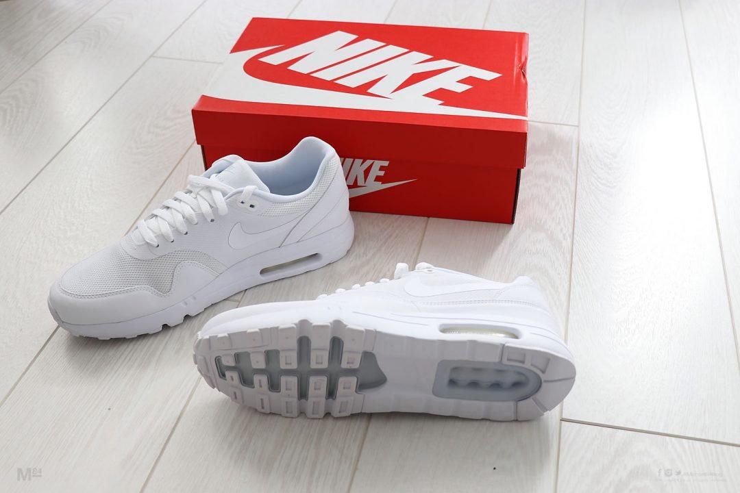 Air Max 1 Ultra 2.0 all white