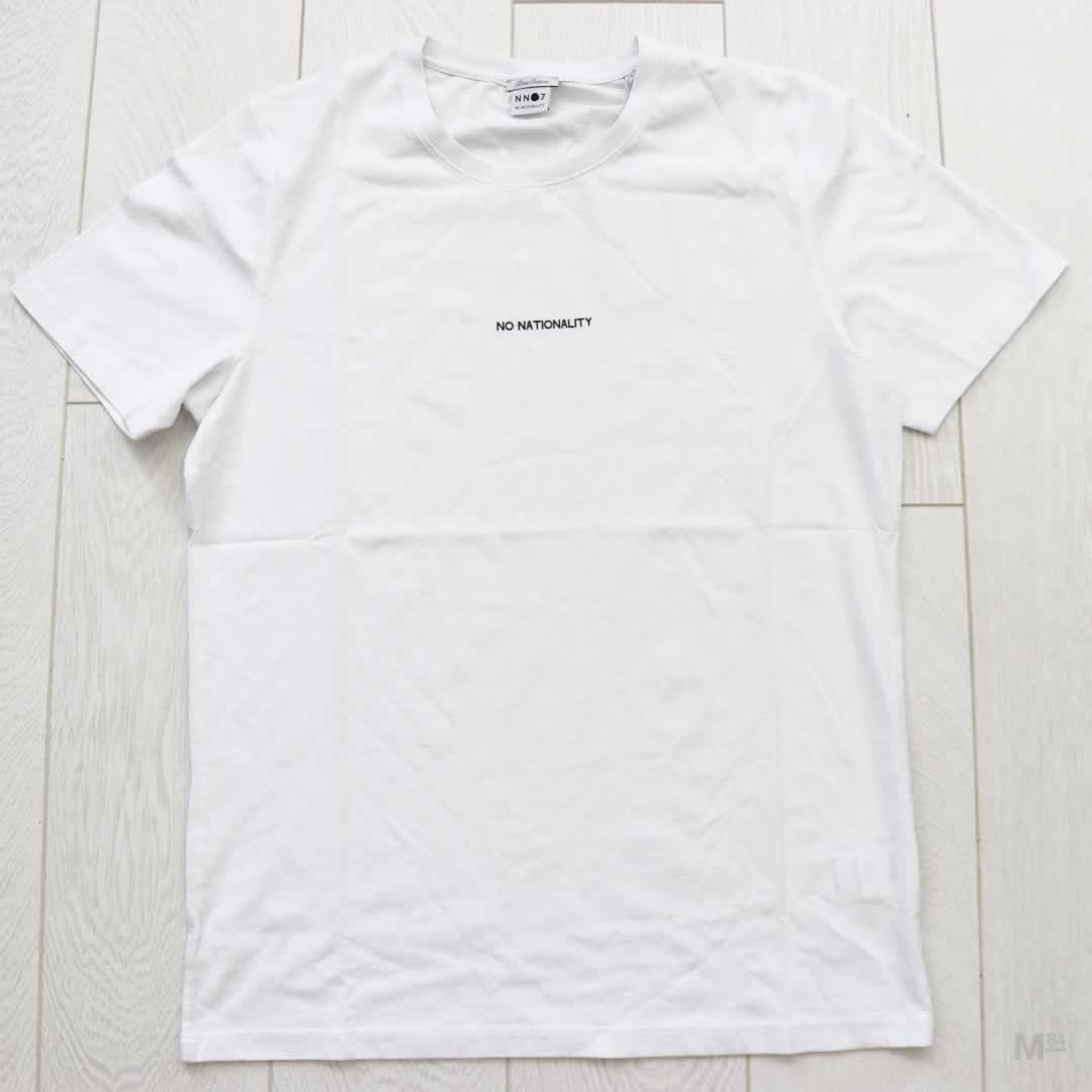 New In My Wardrobe: No Nationality White T Shirt