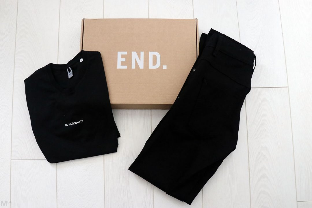 Nudie Jeans And No Nationality From End Clothing