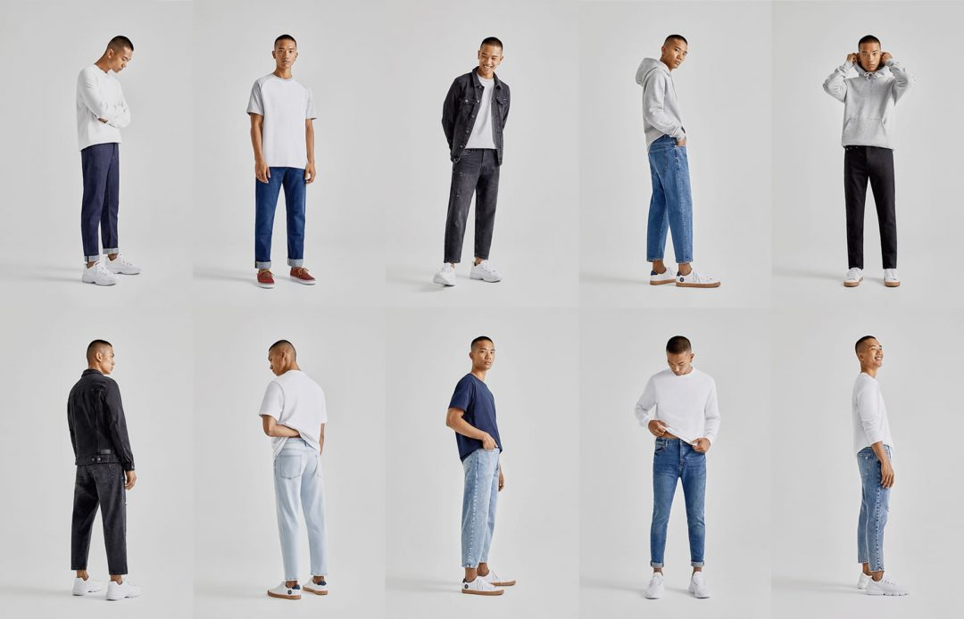 Pull And Bear Clothing For Men
