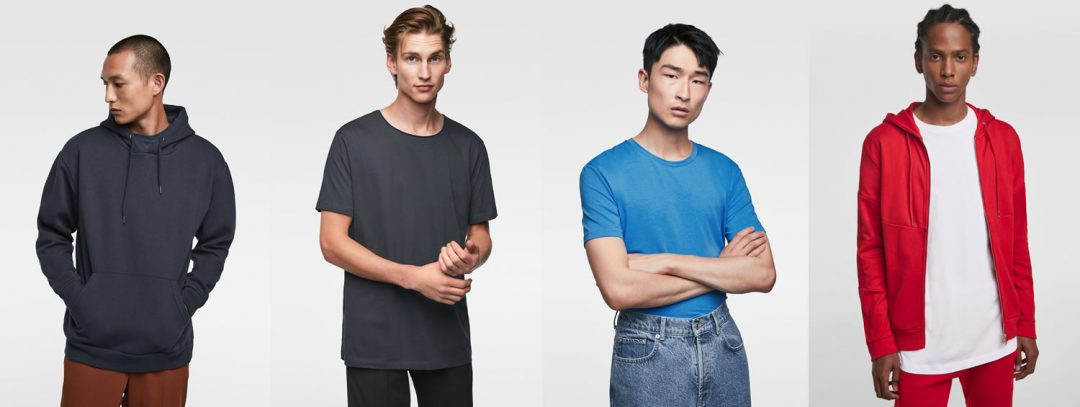 Zara Menswear collection