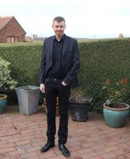 Outfit Of The Week - All Black With A Touch Of Grey