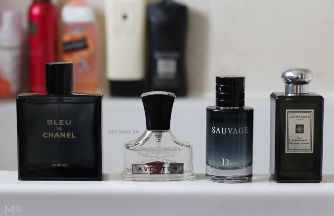 Different Strengths and Concentrations Of Men's Fragrances