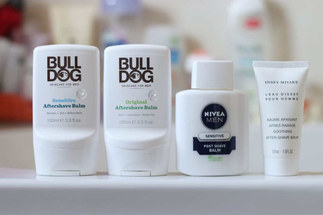 Men's Guide To Post Shave Balm - The Essential Shaving Products For Men