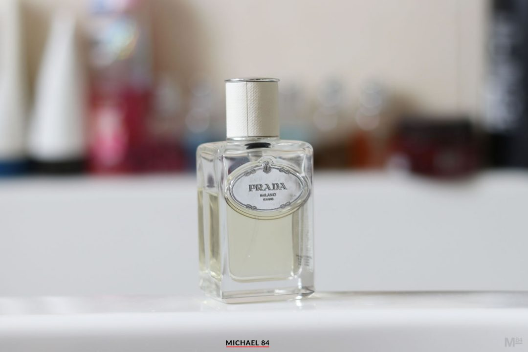 Prada Infusion D'Homme Fragrance Review