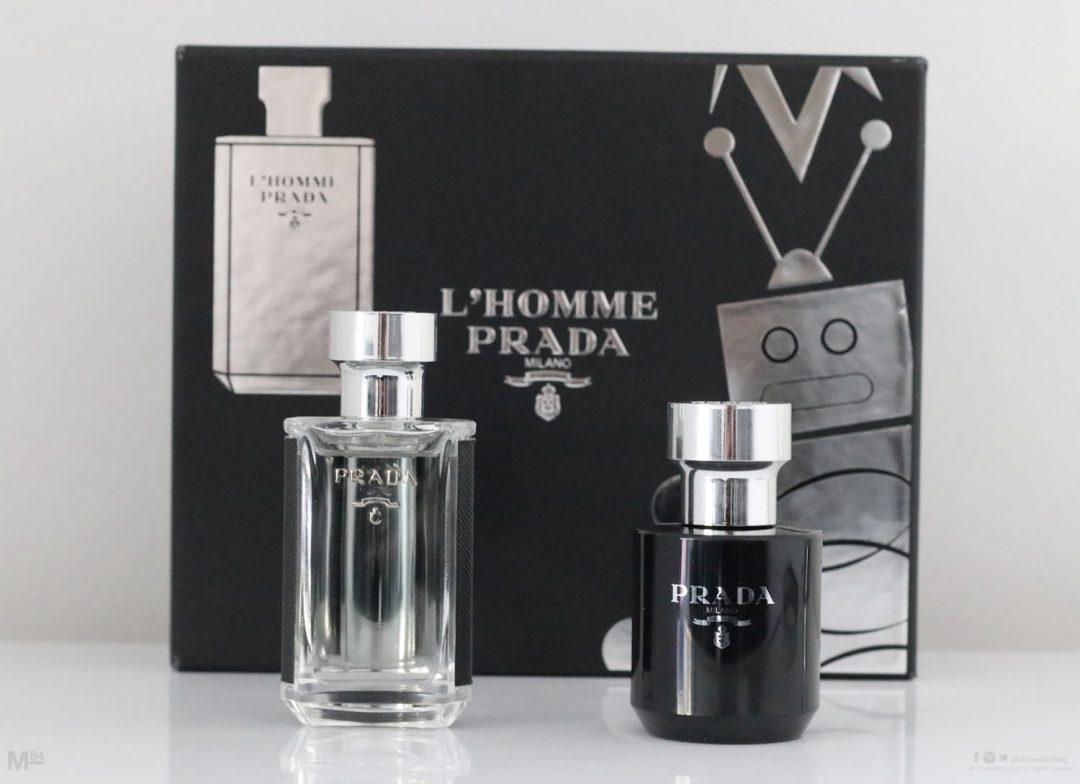 Prada L'Homme Fragrance