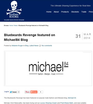 Bluebeard's Revenge Article
