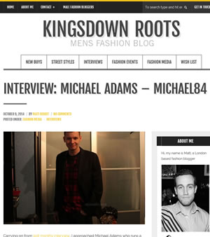 Kingsdown Roots Interview