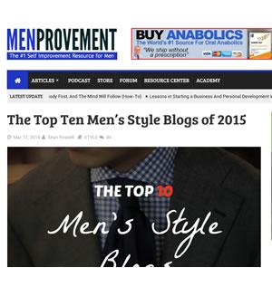 Honourable Mention On Menprovement
