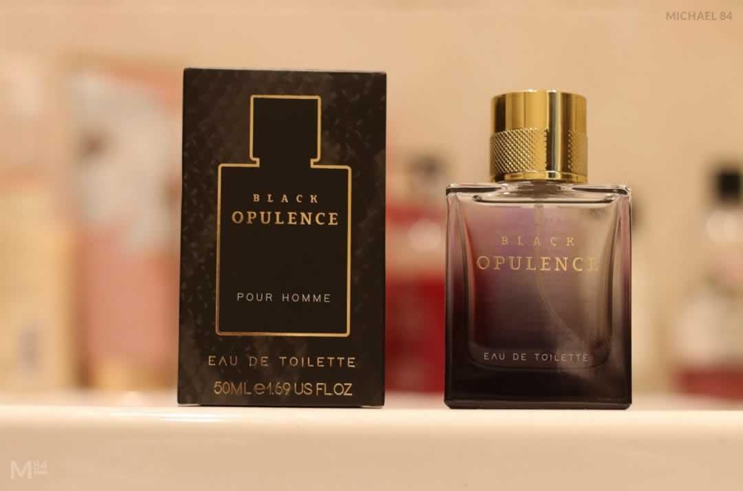 Primark Black Opulence Fragrance Review
