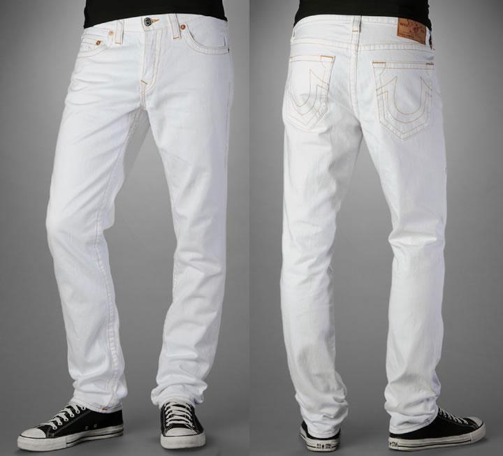 True Religion Jackson White Jeans   Michael 84