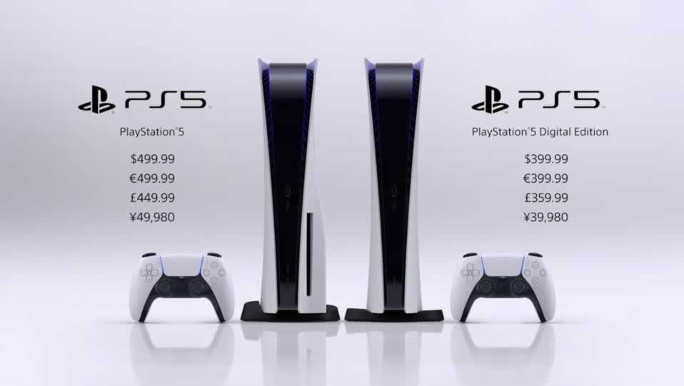 PlayStation 5 Released