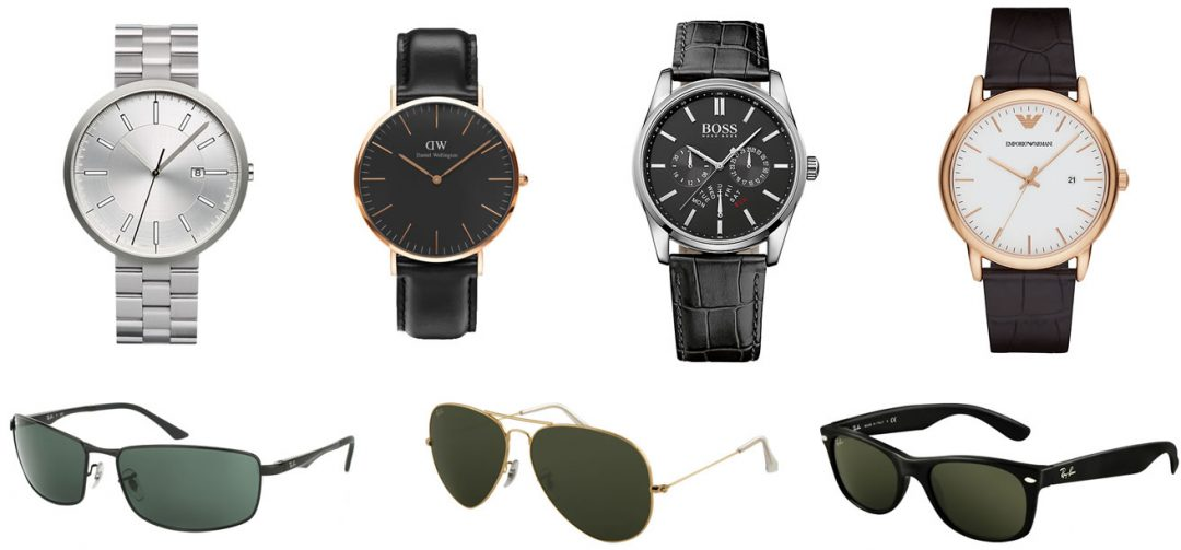 Sunglasses And Watches To Wear At The Races