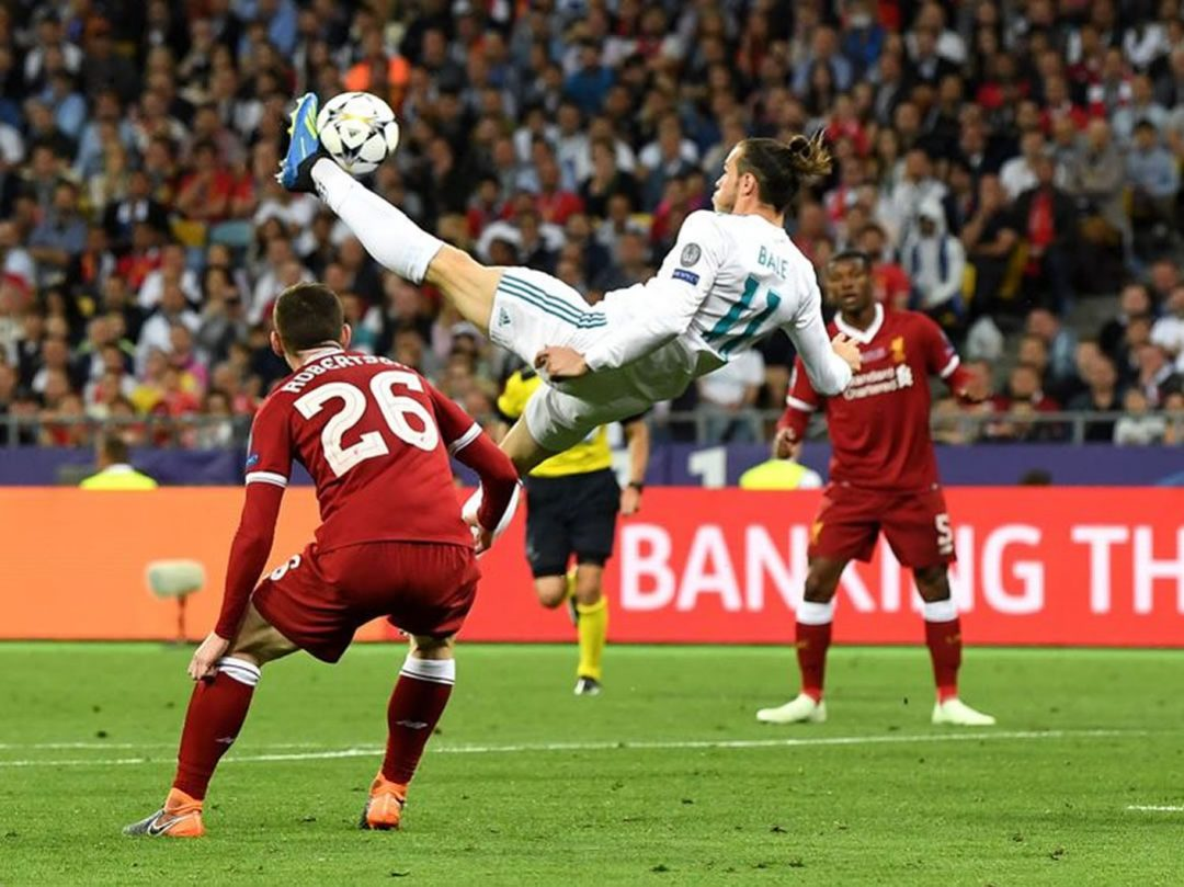 Real Madrid beat Liverpool in Champions League Final 2018