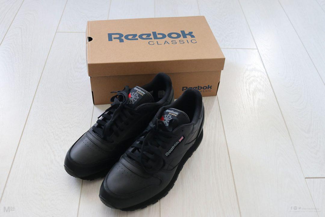 Brand New Reebok Classic Trainers