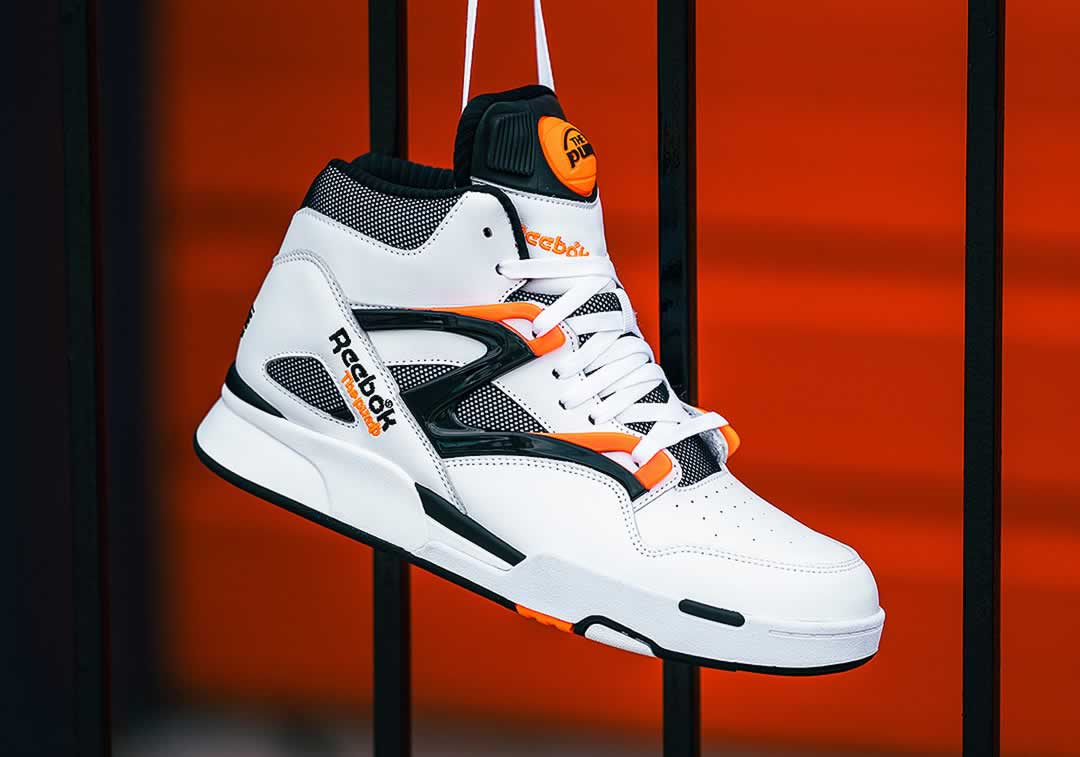 Reebok The Pump Trainers Back May 2021