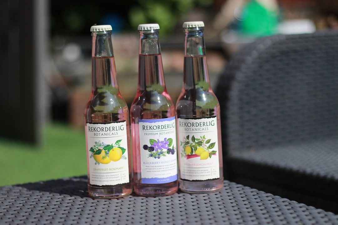 Rekorderlig Botanicals Preview - Michael 84
