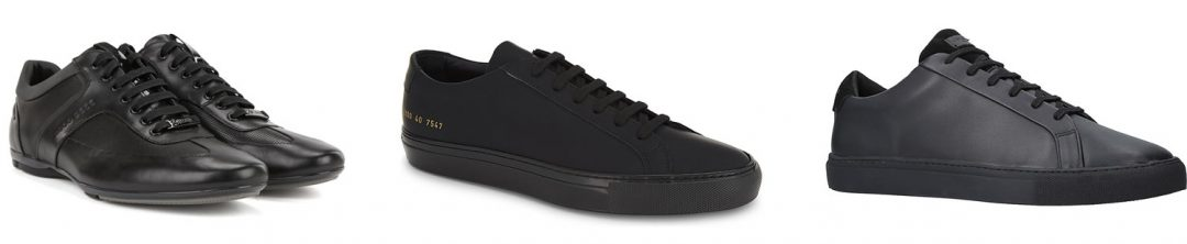 Smart trainers - For a casual look with an edge